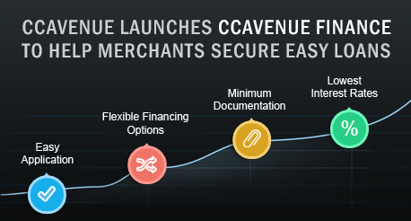 CCAvenue launches CCAvenue Finance to help merchants secure easy loans